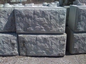 Decorative Block Wall precast products | shelby materials