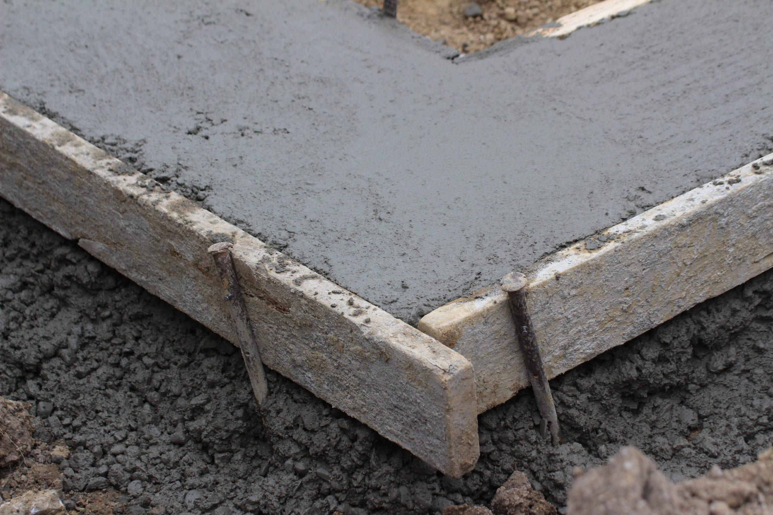 Concrete vs. Cement