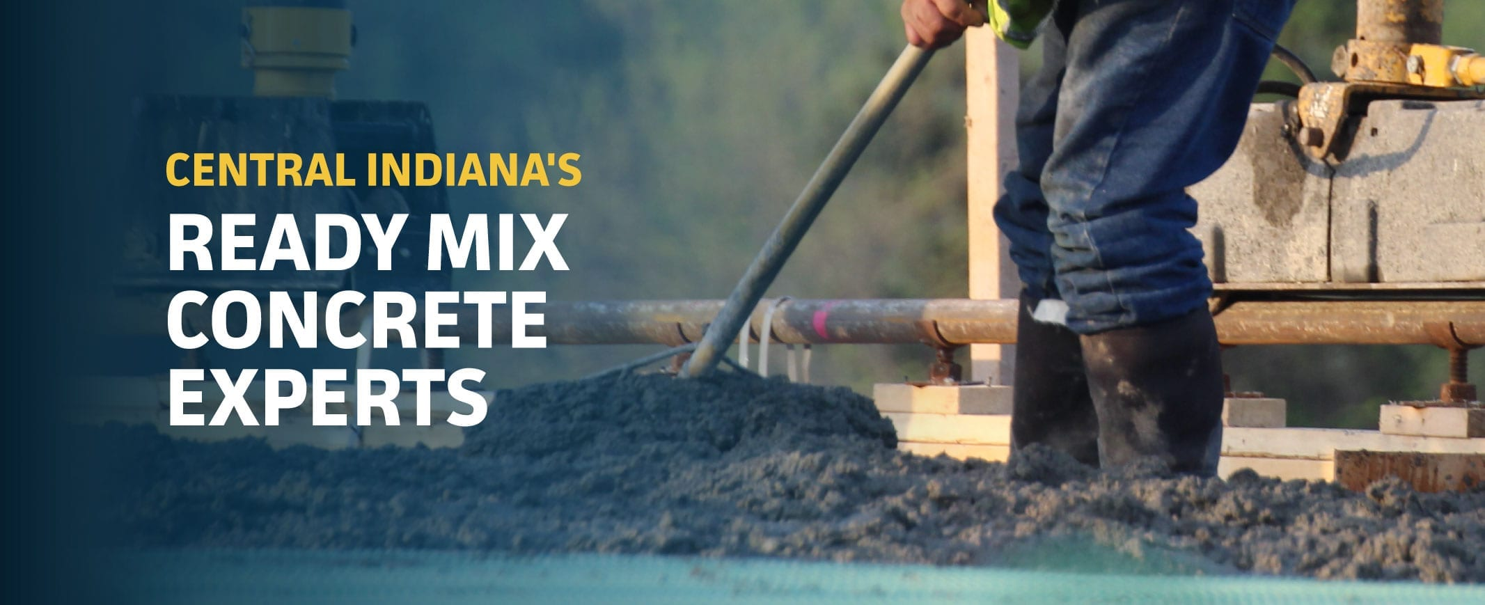 Ready Mix Concrete Supplier Indianapolis Shelby Materials