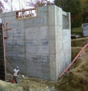 Precast products shelby materials for Concrete log forms