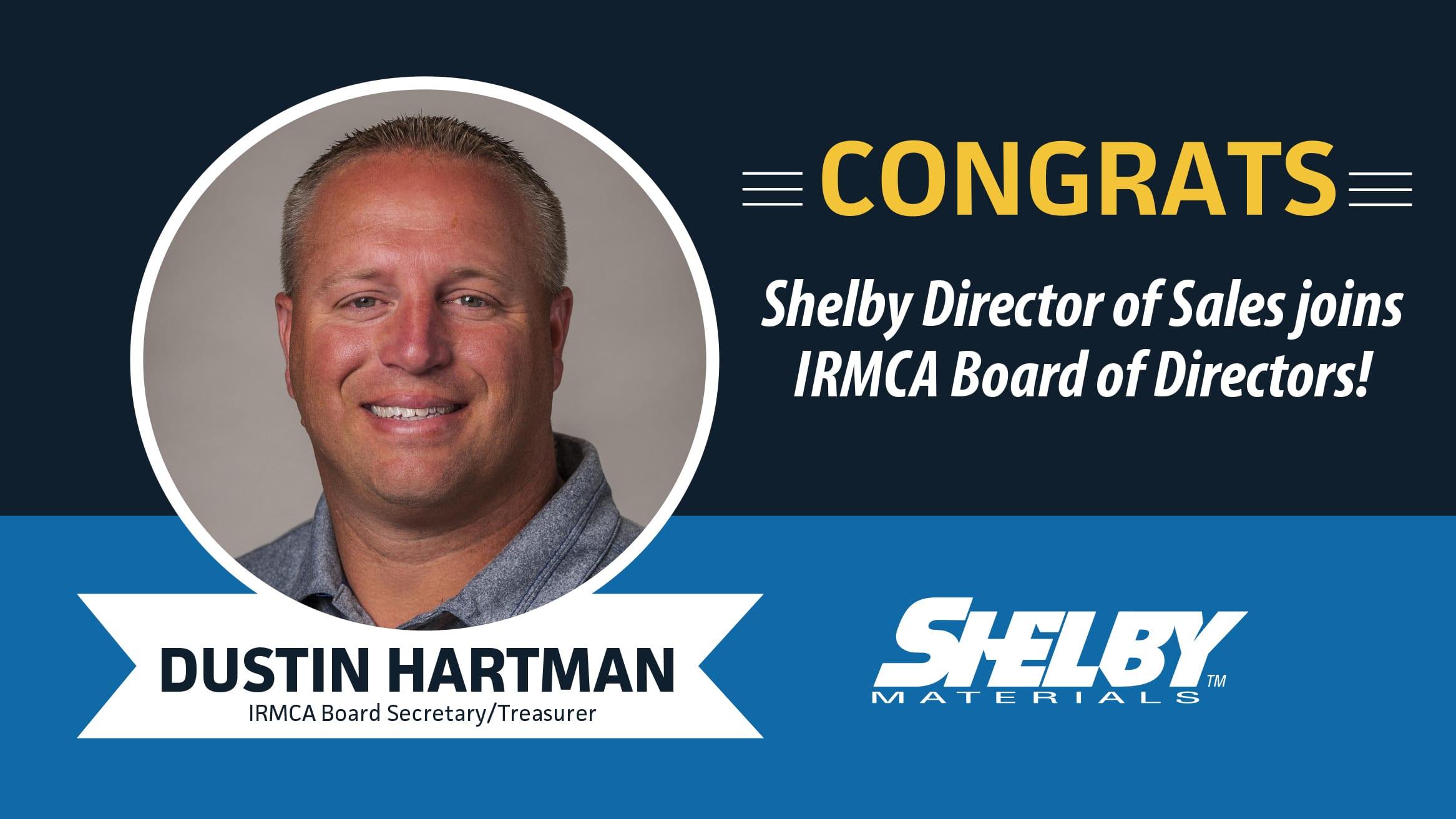 Director of Sales Joins IRMCA Board